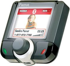 Parrot 3200 LS-COLOR Car kit for Bluetooth cell phones Includes color LCD display Parrot http://www.amazon.com/dp/B0014KKZVY/ref=cm_sw_r_pi_dp_l7Shvb1J4BGJV