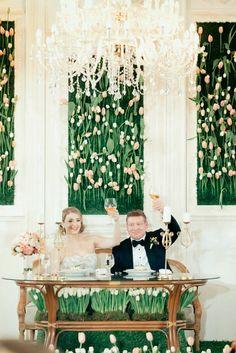 """Wedding Inspiration: Весенняя свадьба от студии стильных свадеб """"Для Двоих"""""""