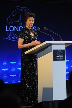 Princess Anne, The Princess Royal makes her acceptance speech during the Longines Ladies Awards at the National History Museum on June 2016 in London, United Kingdom. The event honoured Her Royal. Get premium, high resolution news photos at Getty Images Princess Elizabeth, Royal Princess, Queen Elizabeth Ii, Princess Diana, Native American History, British History, Princesa Anne, Lady Ann, National History