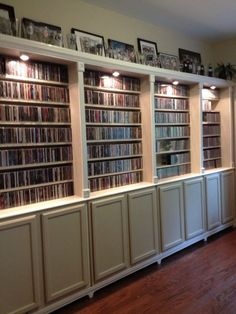 Are You Looking For A Way To Store A Large Collection Of DVDs Thatu0027s  Organized, Efficient, And Doesnu0027t Take Up A Lot Of Space? Here Are 7 Smart  DVD Storage ...