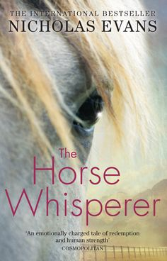 The horse whisperer, so many stories in one. Loved it.