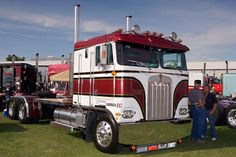 Vintage KW Cabover | Big Iron Classic 2008