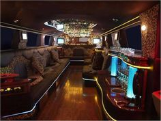Top Shelf Luxurious Limousines