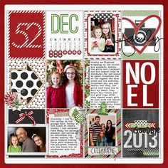 #digitalproject life #projectlife pages from Kim at DesignerDigitals.com