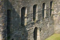 Windows - Beaumaris Castle
