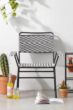 whkmp's own loungestoel Bastia | wehkamp Outdoor Chairs, Outdoor Furniture, Outdoor Decor, Cosy Corner, Home Decor, Decoration Home, Room Decor, Garden Chairs, Home Interior Design