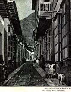 La Guaira - Edo Vargas, casco antiguo