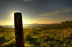 Sunrise on Ridge Road. Photographer Sheila Reeves
