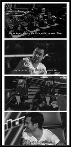 Sad to see actually. Makes me wanna cry. #thevoicenbc