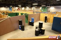 Thanks Echo1 for taking some great pics of our arena!!  |#vipairsoft #airsoft