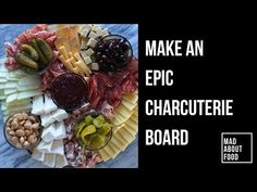 Use this guide to make an epic charcuterie board or cheese plate for your next holiday gathering or party with family and friends! Charcuterie Platter, Appetizers For Party, Appetizer Recipes, Pretzel Thins, Great Recipes, Favorite Recipes, Jam And Jelly, Food Platters, Charcuterie Board