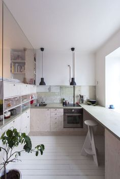 A tiny apartment in Stockholm with a story to tell | NordicDesign