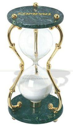 "5""x9-1/2"" The Aristocrat Hour Glass"