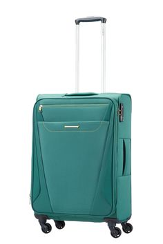 All Direxions Sage Green 66cm Spinner #Samsonite #AllDirexions #Travel #Suitcase #Luggage #Strong #Lightweight #MySamsonite #ByYourSide