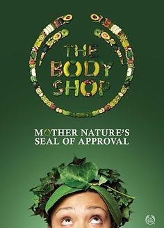Body shop mother's nature approval