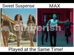 Sweet Suspense & Max's Gibberish Played At The Same Time - YouTube