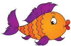 Cartoon Picture Of A Fish | Free Download Clip Art | Free Clip Art ...