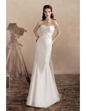 Sexy Trendiges Hochzeitskleid aus Taft 1337 Ninele
