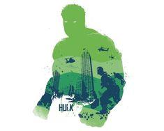 Hulk Poster Design - Superheroes geek Wall art print - Available in different sizes. Hulk Marvel, Marvel Comics, Ms Marvel, Marvel Heroes, Marvel Characters, Captain Marvel, Superhero Wall Art, Superhero Poster, Hulk Poster