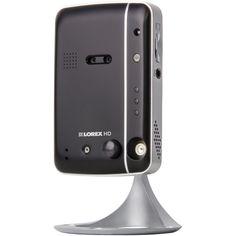 LOREX Wireless 720P HD IP Camera Black