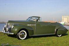 Car - Buick 1940