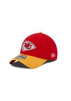 Kansas City Chiefs New Era Mens Training Camp Flex Hat http   www. e6f4544bd