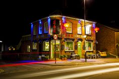 Central to student-populated Portswood, Lime Bar is the perfect place to stop off for a drink and a game of pool #LoveSouthampton - At Lime Bar in Southampton, Hampshire