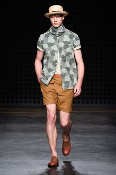 YMC Spring 2016 Menswear Fashion Show: Complete Collection