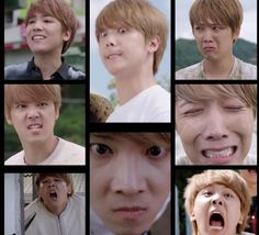 When people tell me I only like kpop idols for their looks... yea its moments like this I can't help it bwahaha.  Lee Hong Ki - Modern Farmer