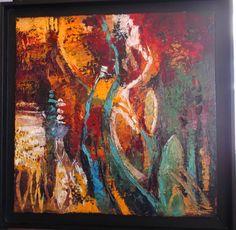 Arte.....Mar imenso....óleo sobre tela