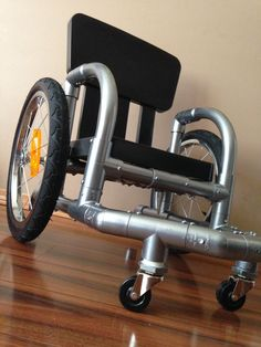DIY adaptive equipment - Homemade pediatric wheelchair - Stickarazzi.com - Adventures of my stick figure family living with special needs: Getting crafty and building my son a wheelchair