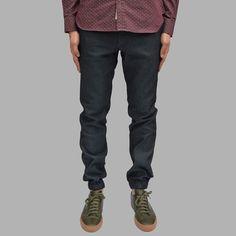 #Indigo #Blue #Denim #Chino #Pant #Jogger #AW15 #Outclass #Mens #Fashion #Toronto #Style #MadeInCanada #Menswear