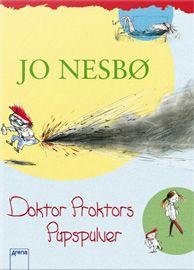 Wer glaubt, dass Jo Nesbø nur spannende Krimis schreiben kann, der irrt. Auch junge Leser ab 8 Jahren weiß er mit den schwungvollen und spannenden Abenteuern von Doktor Proktor zu fesseln und sorgt mit seinem humorvollen Stil sowie einem ganz eigenen Charme für viel Spaß!