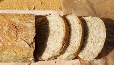 Abc Mojej Kuchni: Szybki chleb pszenny