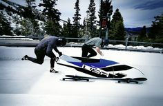 Michael Scully from DesignworksUSA conjured up a new two-man bobsleigh for the US Olympic team ahead of the Winter Games in Sochi, prompting a euphoric wave of gratitude from the athletes; at last they had a bob that did what they wanted.