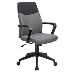 Jersey Office Chair - High Back