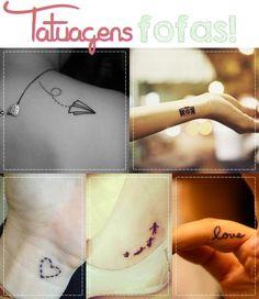 Vov U F Www Ruthtattooideas Com Br Tatuagens Fofas