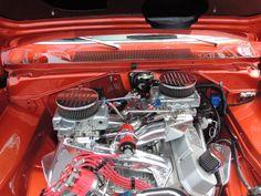 Mopar Engines: Photo Gallery/ cross ram wedge
