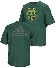 Timber fans will love this 2 Sided black climalite Portland Timbers practice moisture wicking short sleeve t shirt by Adidas which is official MLS soccer gear. Mls Soccer, Soccer Gear, Portland Timbers, Portland City, What Team, Tee Shirts, Tees, Hoodies, Sweatshirts