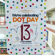 Make sure to celebrate #dotday