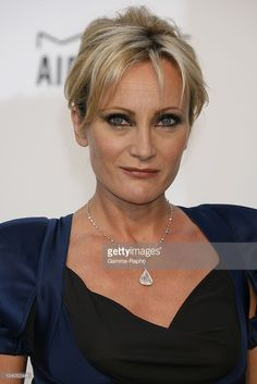 Amfar event In Cannes, France On May 23, 2007- Patricia Kaas.