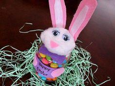 Bunny Candy Jar