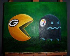 Green Bay Packers. $90.00, via Etsy.