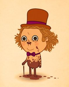 Mike Mitchell - Willy Wonka