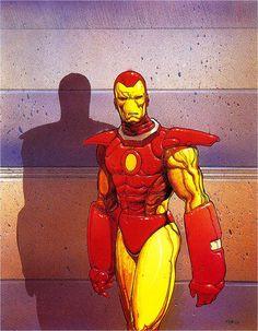 Gli eroi Marvel disegnati da Moebius http://www.nientepopcorn.it/notizie/eroi-marvel-poster-moebius-1991-29501/