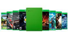 Seagate lo ha presentado como el único del mercado diseñado exclusivamente para el Xbox One. El diseño de este disco duro es de color verde, y obviamente cuenta con el logo de Xbox