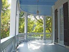 My front porch - gotta be wrap around too!
