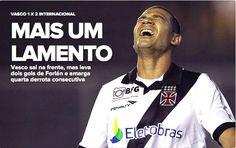 32ª rodada - Qua 24/10/2012 - 20:30 São Januário