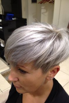 Pixie grigio Silver