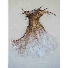Catherine Latson Feather Dress